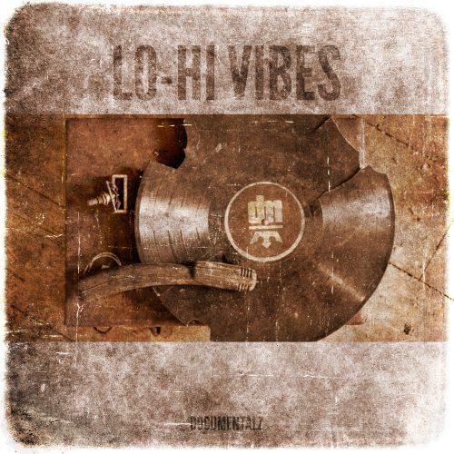 Documentalz_-_LO-HI-Vibes_Cover